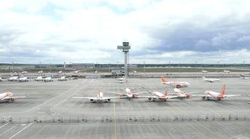 Niemcy otwierają lotnisko legendę. Otwarcie opóźnione o dziewięć lat