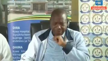 Tanzania. Władze twierdziły, że nie ma koronawirusa. Minister na konferencji miał atak kaszlu