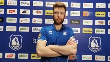 MKS Ślepsk Malow Suwałki przedłużył kontrakt ze środkowym