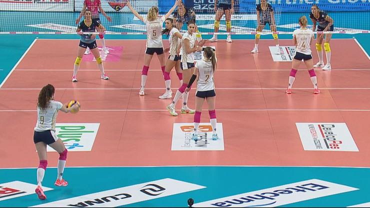 Iga Wasilewska doznała kontuzji podczas zagrywki (WIDEO)