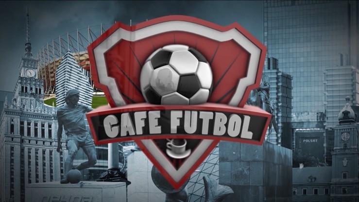 Burkhardt gościem Cafe Futbol