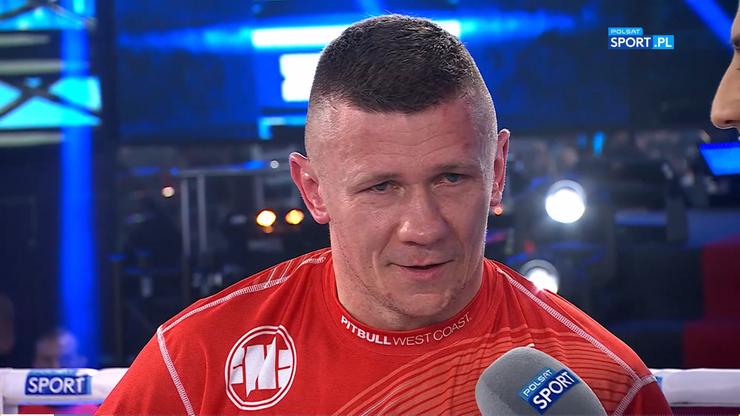 Rafał Jackiewicz: Po następnej walce kończę karierę