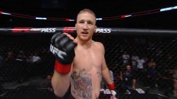UFC 249: Gaethje wygrał krwawą wojnę z Fergusonem. Wyniki i skróty walk (WIDEO)