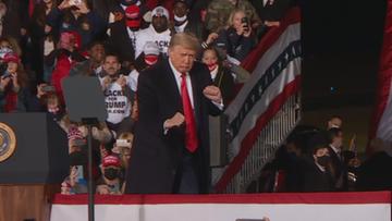 Powrót Trumpa. Będzie mówił o przyszłości Partii Republikańskiej