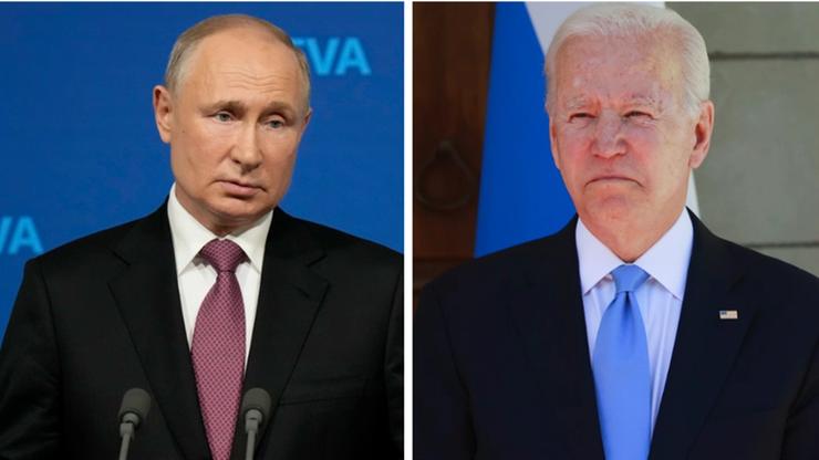 Spotkanie Biden-Putin. Konferencje prasowe prezydentów