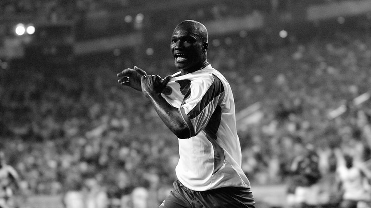 Nie żyje Papa Bouba Diop. Jego gol pogrążył Francję na mundialu