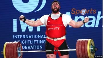 ME w ciężarach: Rekordy świata Tałachadze w +109 kg, Campbell wygrała w +87 kg