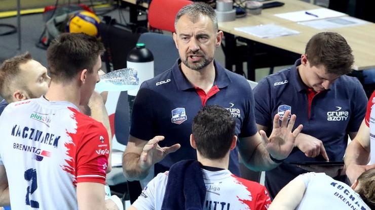 Nikola Grbić: Zawsze jesteśmy w stanie wrócić do gry! To cecha największych