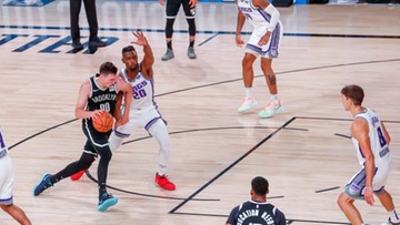 NBA: Brooklyn Nets i Orlando Magic z awansem do play-off