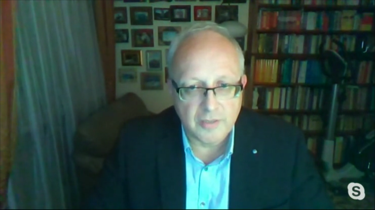 Leczenie Covid-19 amantadyną. Prof. Flisiak w Polsat News: to przestępstwo