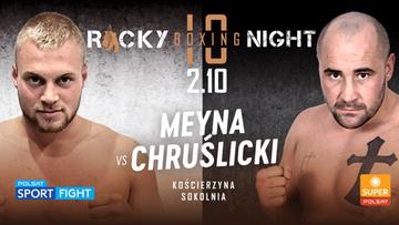 """W październiku jubileuszowa gala """"Rocky Boxing Night"""""""
