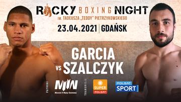 Rocky Boxing Night. Ihosvany Garcia: Z pomocą Boga będę mistrzem