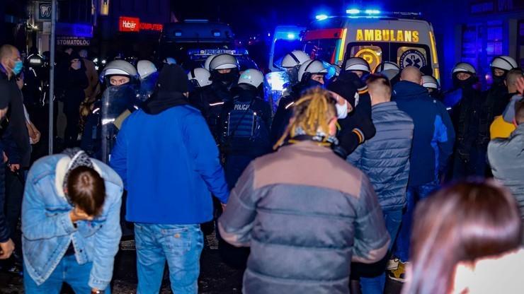 Prokuratura bada, czy policja przekroczyła uprawnienia podczas interwencji w Rybniku
