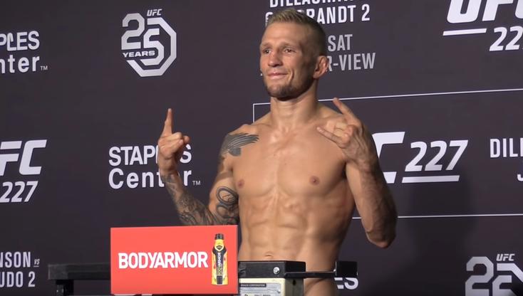 UFC 233: Hitowe starcie mistrzów w karcie walk!