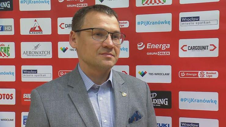 Michał Lizak: Polityka próbuje wpłynąć na drużynę Śląska Wrocław