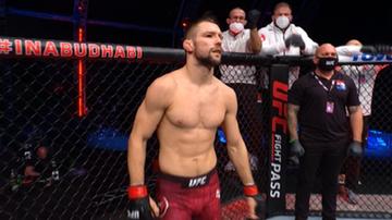 Mateusz Gamrot już w USA. Trenuje z mistrzem UFC