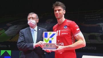 Śliwka i Egonu z nagrodami MVP finałów siatkarskiej LM!