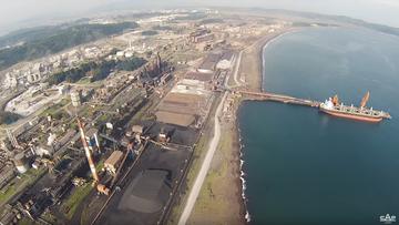 Ok. 40 tys. litrów ropy naftowej wyciekło u wybrzeży Chile