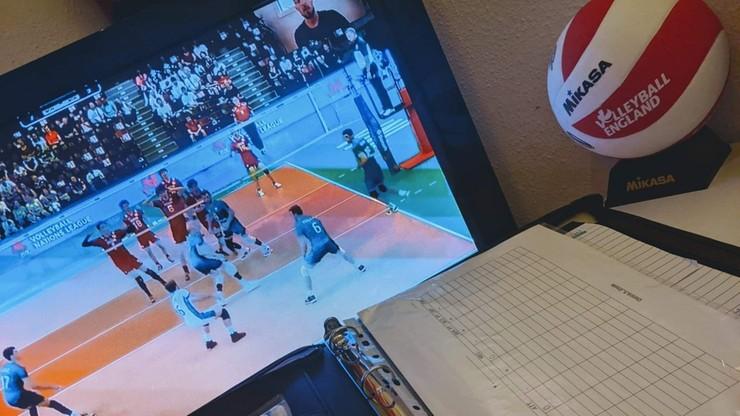 IBB Polonia Londyn uczy siatkówki przez Internet