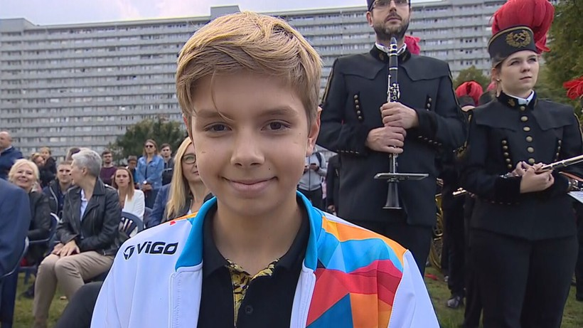 Arkadiusz Wlazły: Chciałbym być lepszym siatkarzem od taty