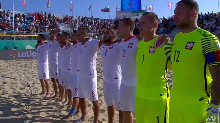 Beach soccer: Portugalczycy udzielili lekcji Polakom