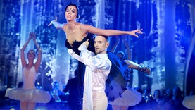 Dancing with the Stars. Taniec z Gwiazdami - sezon 10, odcinek 8