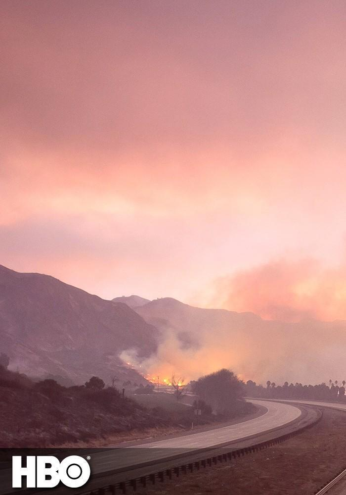 Ojai w ogniu: Nasza opowieść