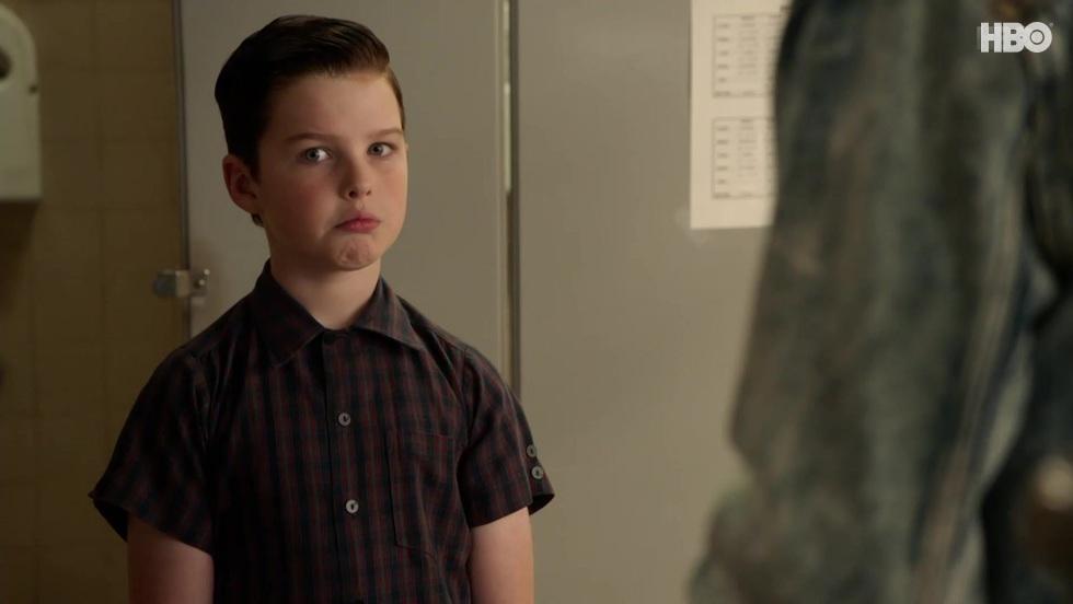 Młody Sheldon II, odc. 14