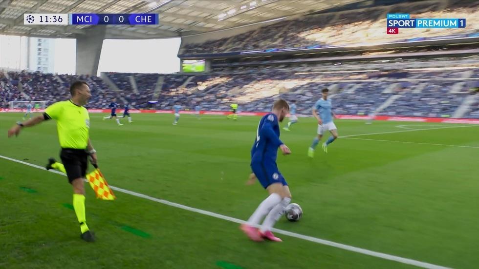 Manchester City - Chelsea Londyn 4K