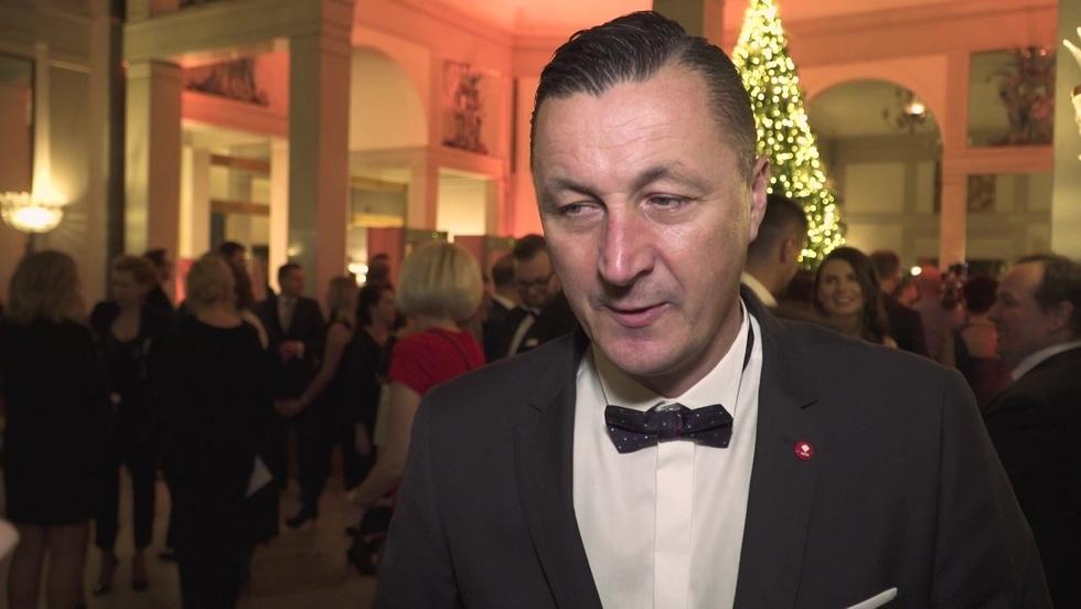Tomasz Hajto o 25-leciu Polsatu