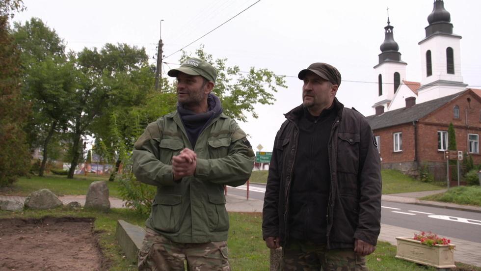 Poszukiwacze historii - Walki w Bakałarzewie