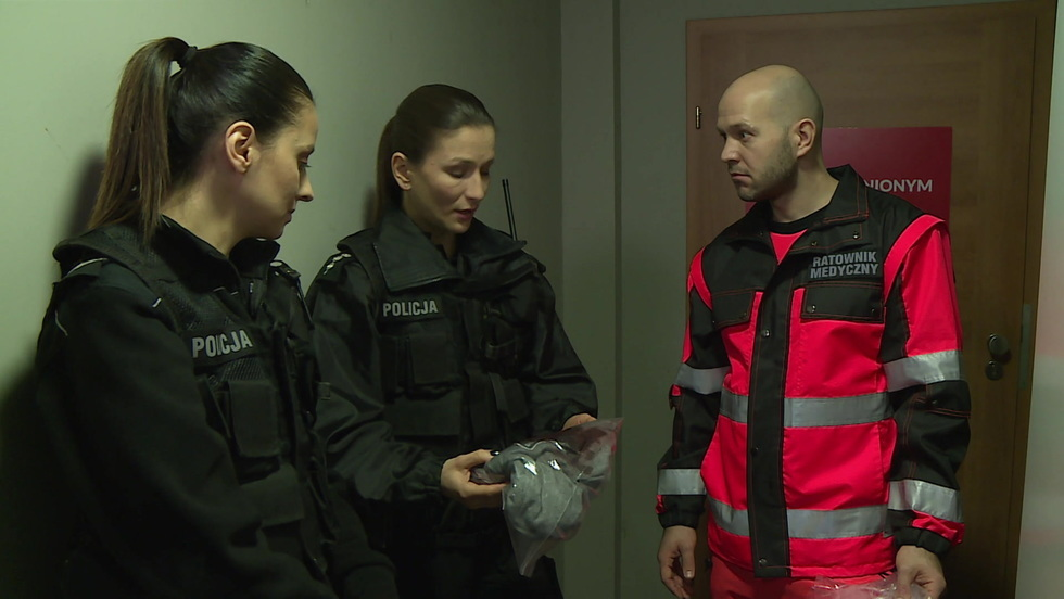 Policjantki i Policjanci - Odcinek 772