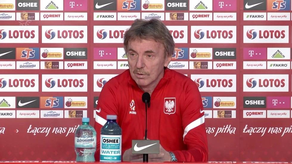 Konferencja prasowa reprezentacji Polski - 03.06.2021