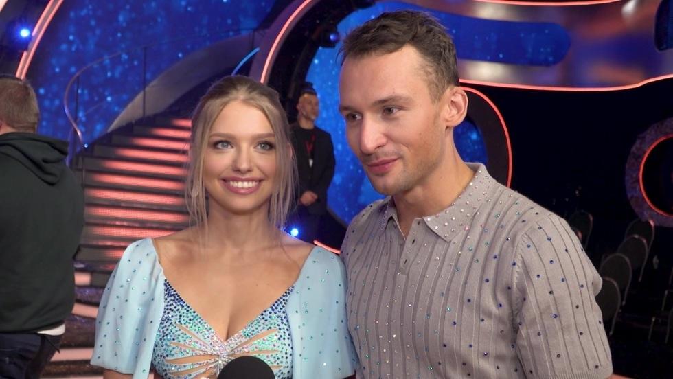 Kamil Kuroczko dumny z Nicole Bogdanowicz