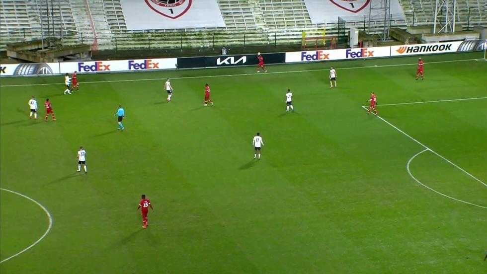 Royal Antwerp FC - Glasgow Rangers