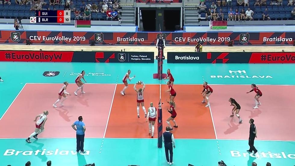 Szwajcaria - Białoruś
