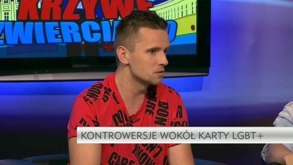 Krzywe zwierciadło - Dawid i Jakub Mycek-Kwiecińscy