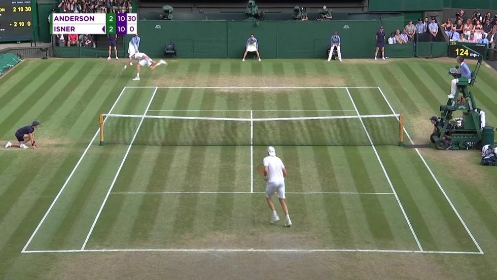 Kronika Wimbledonu 14.07.2018