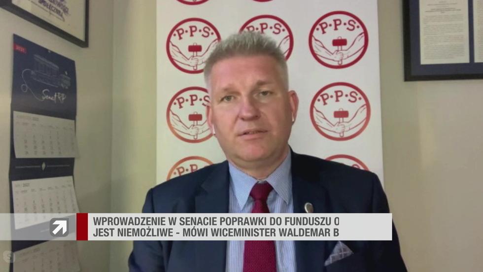 Gość Wydarzeń - Wojciech Konieczny