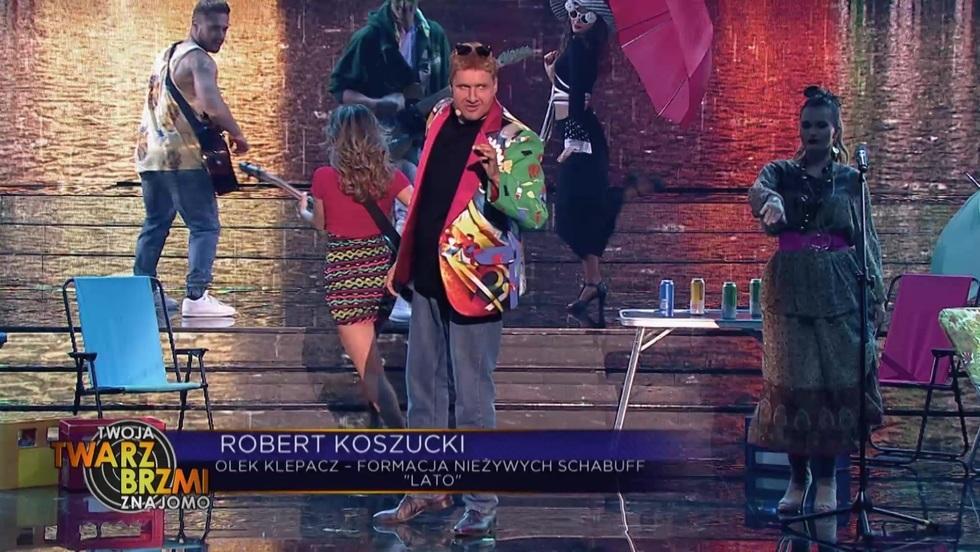 """Robert Koszucki ogłasza: """"Lato"""", lato wszędzie"""
