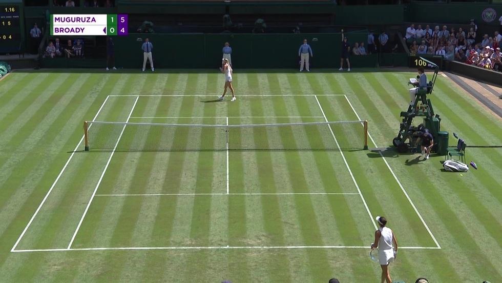 Kronika Wimbledonu 04.07.2018