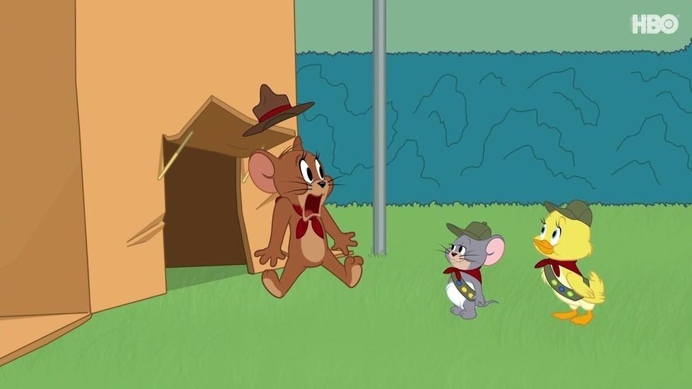 Tom i Jerry Show II, odc. 26