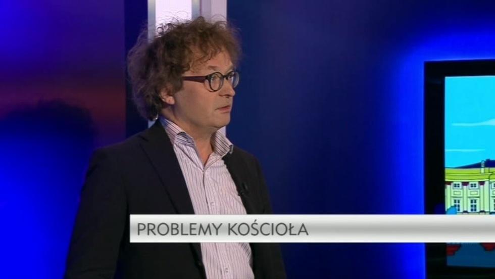 Krzywe zwierciadło - prof. Tadeusz Bartoś