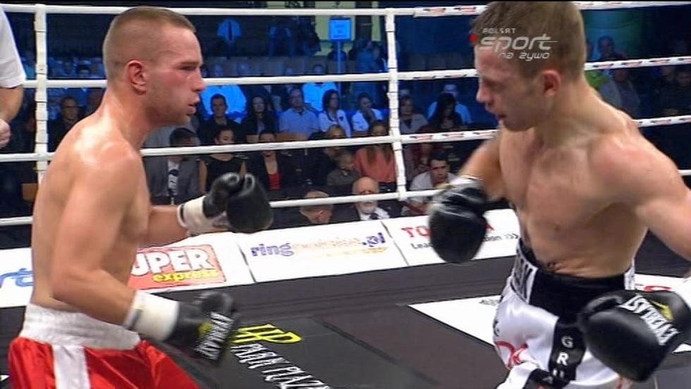 Damian Jonak vs. Laszlo Fazekas