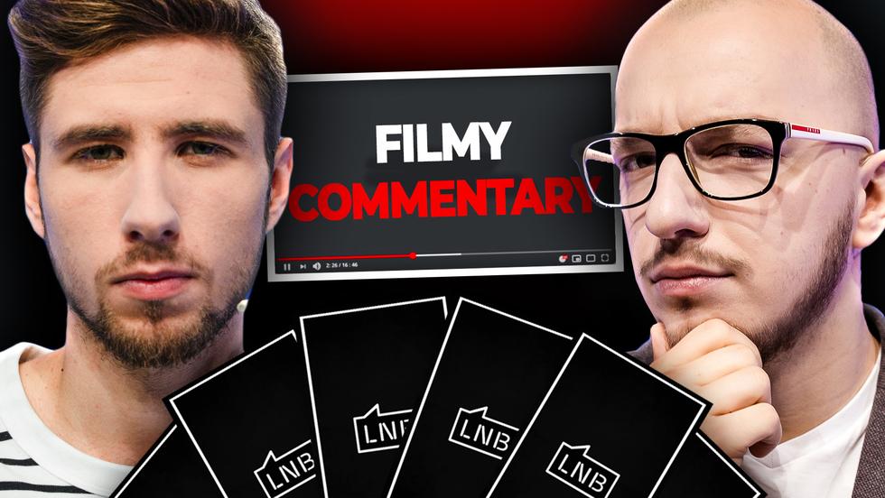 Dlaczego ludzie oglądają filmy commentary?
