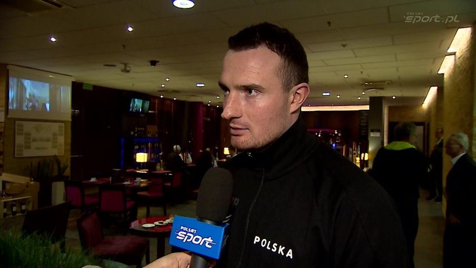 Piotr Masłowski: Kibice udowodnili, że są z nami na dobre i na złe