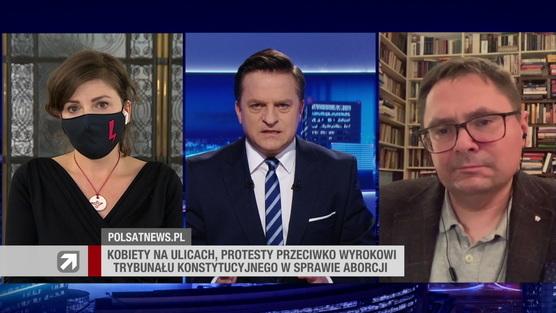 Gość Wydarzeń - Monika Rosa i Tomasz Terlikowski