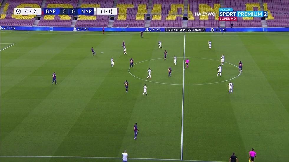 FC Barcelona - SSC Napoli