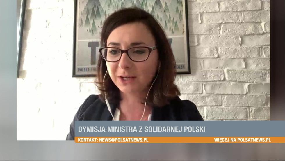 Śniadanie w Polsat News - 21.02.2021