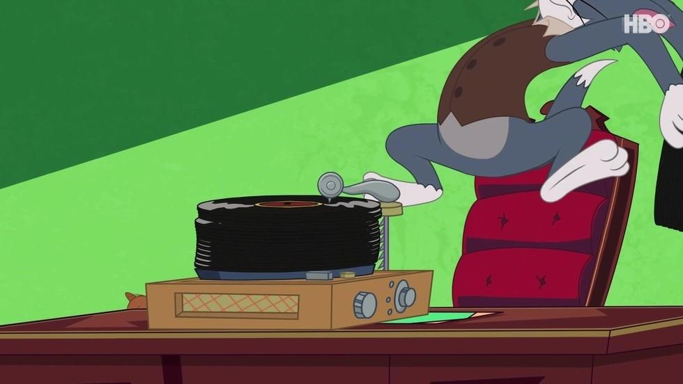 Tom i Jerry Show II, odc. 56